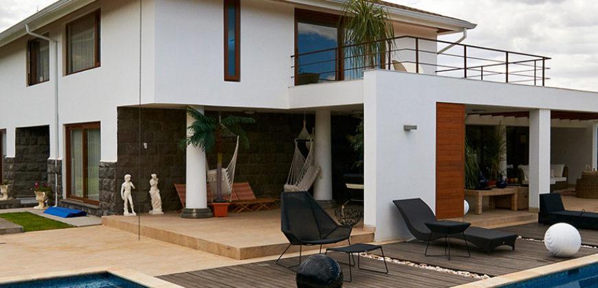 Peacful home